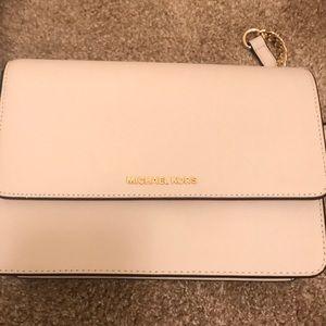 Off white Michael Kors shoulder bag
